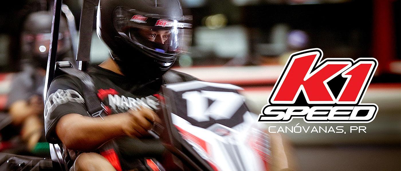 K1 Speed slide
